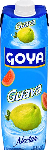 Goya Foods Guava Nectar, Prisma, 33.79 Ounce (Pack of 12)