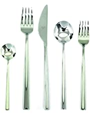 [US Deal] Save on Mepra 20-Piece Movida Flatware Set. Discount applied in price displayed.