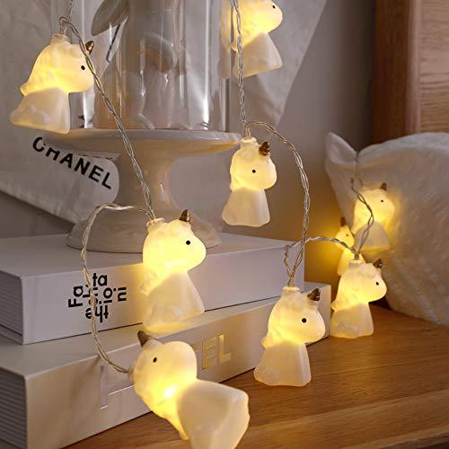 AceList 10 LED Children's Room Cute Animal Unicorn