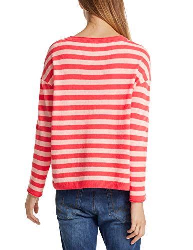 Rojo 221 coral Cain Marc shirts Mujer Camiseta Para Collections T z0SRwq0Z