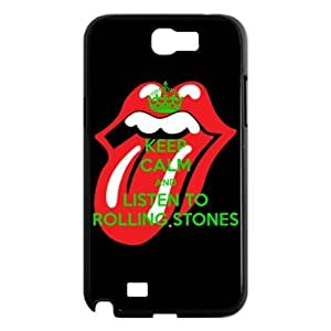 Custom Rolling Stones Hard Back Samsung Galaxy Note2 N7100/N7102 NT245