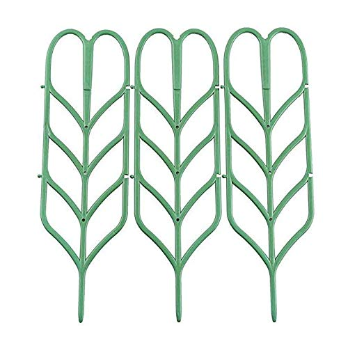 Mini Tomato Plant Cage Plant Support Garden Plant Pot Growing Support Mini Climbing Trellis 3Pack
