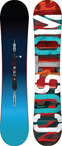 Snowboard Rocker Custom (Burton Custom Smalls Wide Snowboard Sz 145cm (W))