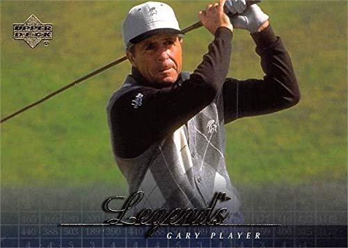 Gary Player golf card (Golfer PGA, Hall of Famer) 2001 Upper Deck Legends #54