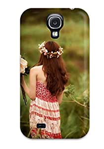 New Premium JJgWeDA4525EpZIm Case Cover For Galaxy S4/ Rear Protective Case Cover