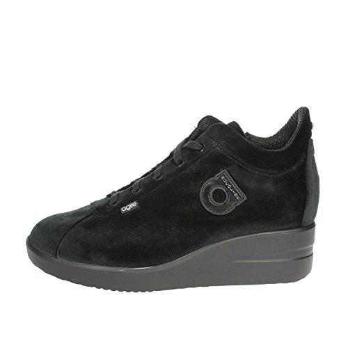 By Sneakers Femme 57 Petite Agile 226 Noir Rucoline 7gd1wq6