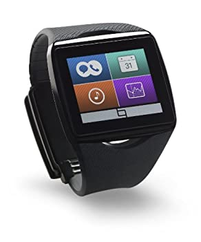 Qualcomm Toq - Smartwatch For Android Smartphone - Black 0