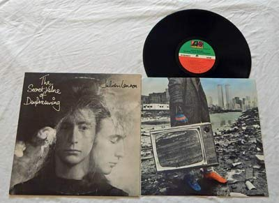 Julian Lennon The Secret Value Of Daydreaming - a11aa11 - Atlantic Records 1986 -Used Vinyl LP Record - Near Mint Vinyl - Sterling - Guest Billy Joel - Stick Around - Want Your Body (Julian Lennon The Secret Value Of Daydreaming)