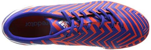 adidas Performance Predator Absolado Instinct TF - Zapatillas de fútbol para hombre Multicolor (solar red/ftwr white/night flash s15)