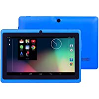 Amiley 7 Google Android 4.4 Quad Core Tablet 1GB+8GB Dual Camera WiFi Bluetooth