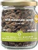 Les Moulins Mahjoub Wild Mountain Capers in Sea Salt - 12 Pack (500g)