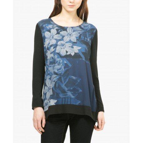 Desigual Marino FemmeVêtements T Et Shirt Accessoires CxodeB