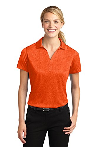 Orange tek Dp Polo Hthr Sport Donna xHv0q0I