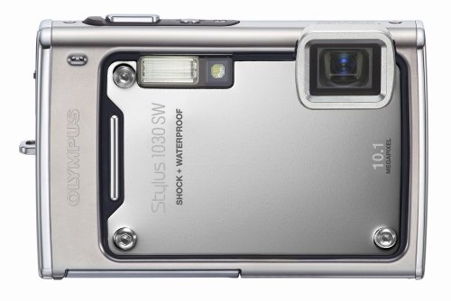 Olympus Stylus 1030SW 10.1MP Digital Camera with 3.6x Optical Wide Angle Zoom ()