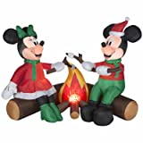 Gemmy Industries TV208781 Air Blown Mickey/Minnie