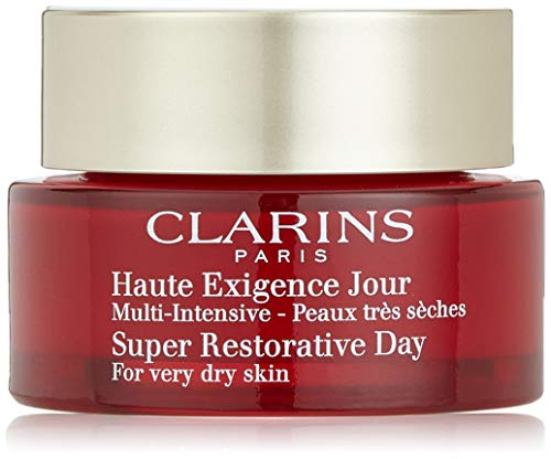 (Clarins Super Restorative Day Cream for Very Dry Skin, 1.6 Ounce)