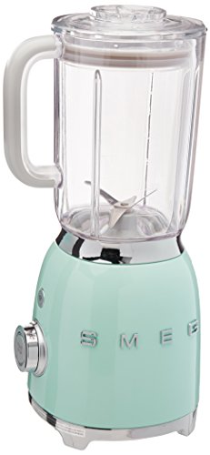 SMEG BLF01PGUS 50s Style Blender, 48 Ounces, Pastel Green