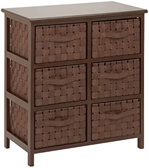 Honey-Can-Do 6-Drawer Storage Chest