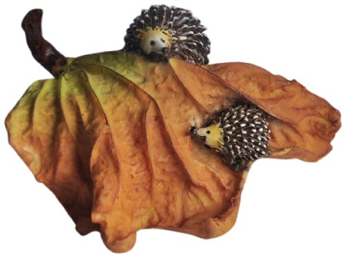 - Top Collection Enchanted Story Fairy Garden Hedgehogs Hide and Seek Outdoor Statue