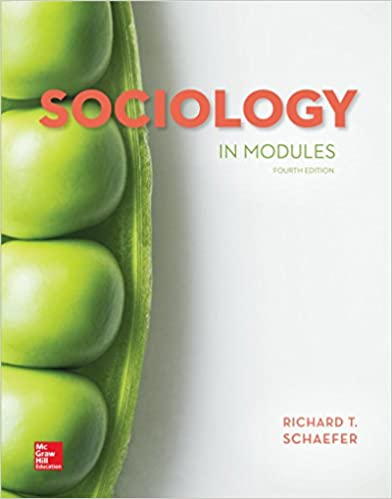 Amazon sociology in modules 9781259702716 richard t sociology in modules 4th edition fandeluxe Choice Image
