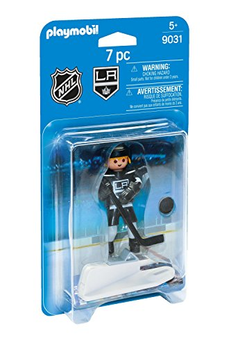 PLAYMOBIL NHL Los Angeles Kings Player Playset