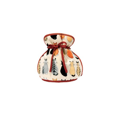 - Ulster Weavers Cats in Waiting Muff Decorative Tea Cosy