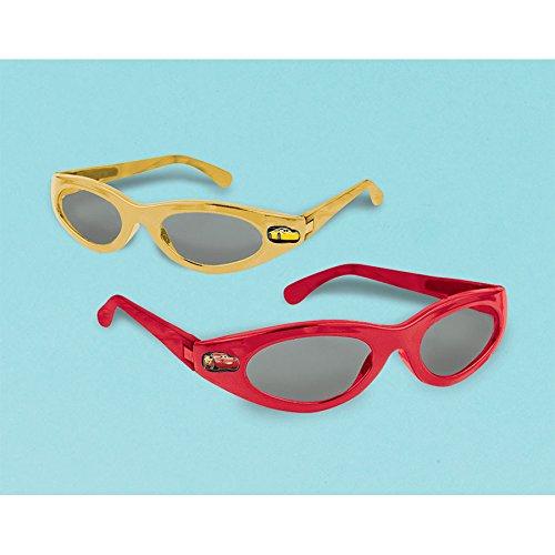 Disney Cars 3 Glasses (6ct) -