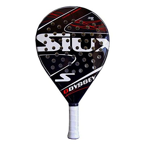 Amazon.com : Drop Shot Odissey Padel Tennis Racquet, Black, One Size : Sports & Outdoors