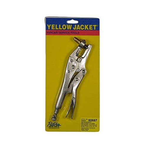 YELLOW JACKET 60667 Refrigerant Recovery Plier