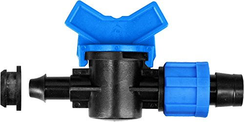 - IrrigationKing RKMV0017 Starter Mini-Valve 13 mm Grommet x 5/8