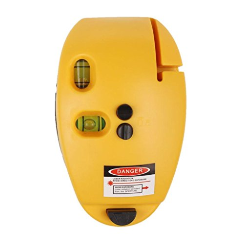 Ikevan Right angle 90 degree Horizontal Vertical Laser Level Tool Meter - Without Power Spectacles