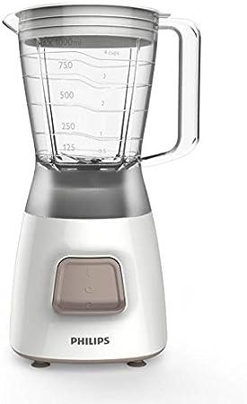Philips HR2052/00 Licuadora Daily Basic 450 W, 1.25 litros, 0 ...