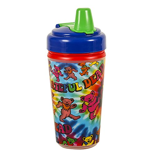 Grateful Dead Tie Dye Dancing Bears Sippy Cup