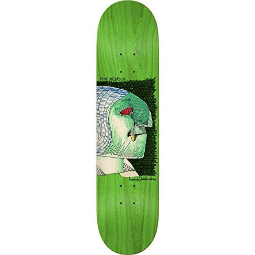 マエストロ農場冷淡なKrooked Anderson Hydeスケートボードデッキ-8.06デッキのみ