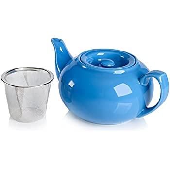 Amazon Com Adagio Teas Personalitea Ceramic Teapot With
