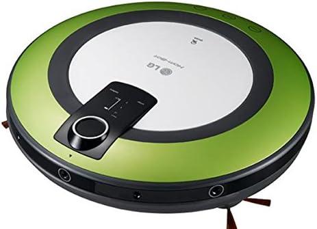 LG - Robot Aspirador VR5906LM - Sistema doble cámara, batería ...