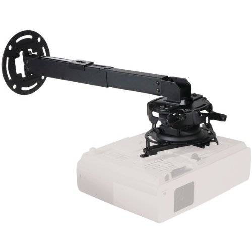 Peerless Prg Series - PEERLESS INDUSTRIES GEAR PROJECTOR MOUNT - BLACK PRG-EXA