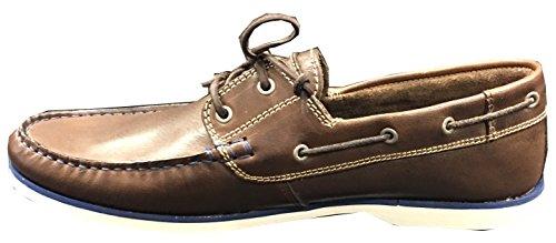 Boat 4908 301 32 dunkelbraun Shoes Mustang AYtvq