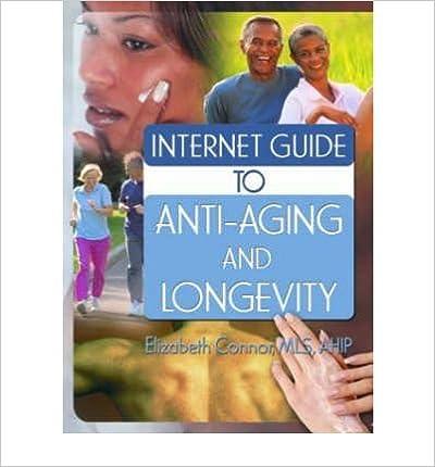Téléchargez les manuels en ligne [(Internet Guide to Anti-Aging and Longevity)] [Author: Elizabeth Connor] published on (February, 2006) B00XV5MLDK PDF ePub iBook