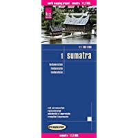 Reise Know-How Landkarte Sumatra (1:1.100.000) - Indonesien 1: world mapping project