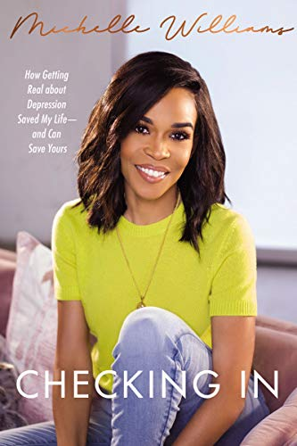 Book Cover: Checking In: How Getting Real about Depression Saved My Life---and Can Save Yours