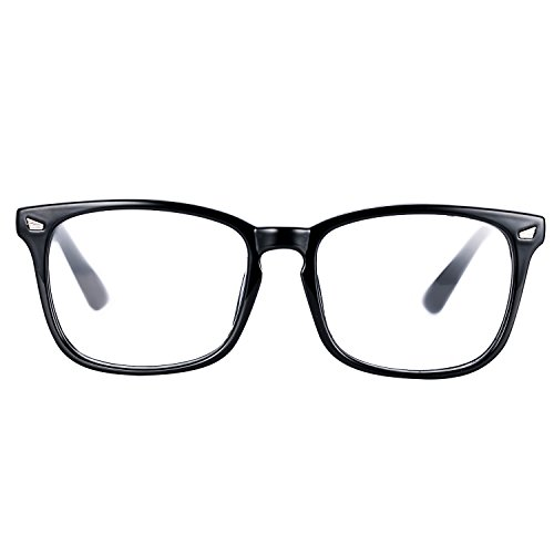 Bold Thick Frame Modern Flat Top Oversize 62mm Rectangular Silhouette Show Stopping Eyewear.