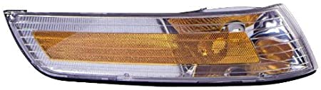Depo 331-1535R-US Mercury Grand Marquis Passenger Side Replacement Side Marker Lamp Unit without Bulb