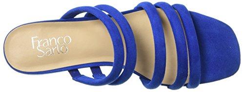 Fitz Heeled Sandal Franco Sarto Blue Cobalt Women's wq8vngEAC