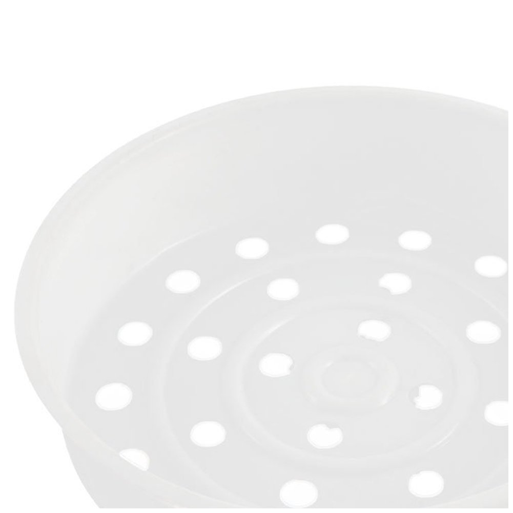 SODIAL(R) Dish Plate Food Rice Cooker Steam Basket Steamer Insert 20cm Dia by SODIAL(R) (Image #2)