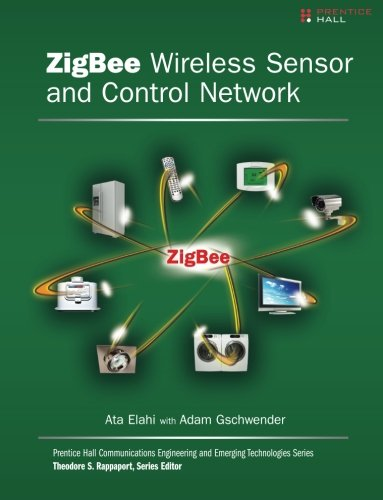 Price comparison product image ZigBee Wireless Sensor and Control Network