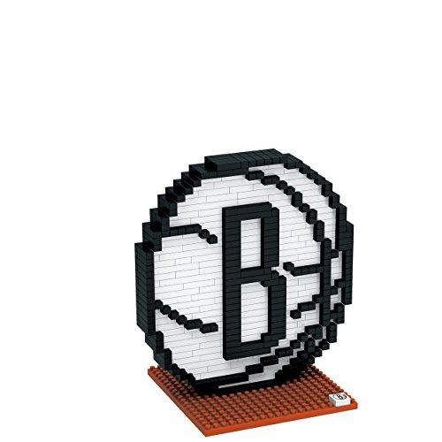 Brooklyn Nets 3D Brxlz - Logo ()
