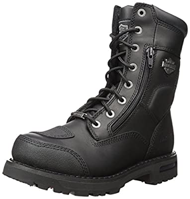 Harley-Davidson Men's Riddick Boot, Black by Wolverine