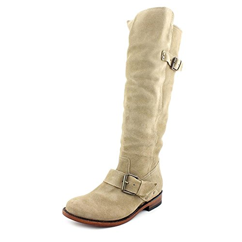 by Suede Dolce Lucianna Riding Taupe Vita Women's DV fn1w8xq7q