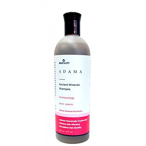 ncient Minerals Peach Jasmine Shampoo 16 Fluid Ounce (Jasmine Moisturizing Shampoo)